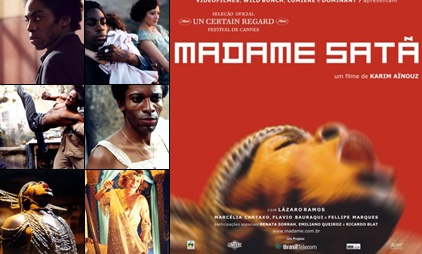 Exibir Madame Satã Stills